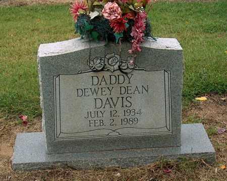 DAVIS, DEWEY DEAN - Mississippi County, Arkansas | DEWEY DEAN DAVIS - Arkansas Gravestone Photos
