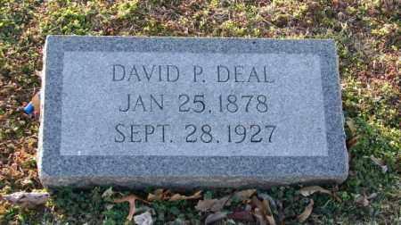 DEAL, DAVID P. - Mississippi County, Arkansas | DAVID P. DEAL - Arkansas Gravestone Photos