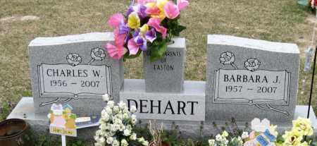 DEHART, CHARLES W. - Mississippi County, Arkansas | CHARLES W. DEHART - Arkansas Gravestone Photos