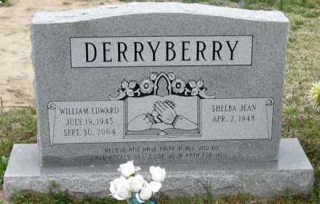 DERRYBERRY, WILLIAM EDWARD - Mississippi County, Arkansas | WILLIAM EDWARD DERRYBERRY - Arkansas Gravestone Photos