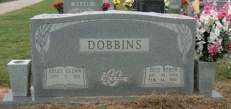 DOBBINS, DOIS - Mississippi County, Arkansas | DOIS DOBBINS - Arkansas Gravestone Photos