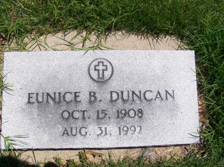 COLLIER DUNCAN, EUNICE B. - Mississippi County, Arkansas   EUNICE B. COLLIER DUNCAN - Arkansas Gravestone Photos