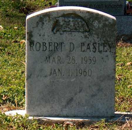 EASLEY, ROBERT D - Mississippi County, Arkansas | ROBERT D EASLEY - Arkansas Gravestone Photos