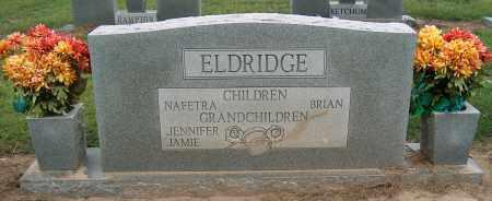 ELDRIDGE, CHARLES EUGENE - Mississippi County, Arkansas   CHARLES EUGENE ELDRIDGE - Arkansas Gravestone Photos