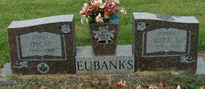 EUBANKS, DORA G. - Mississippi County, Arkansas | DORA G. EUBANKS - Arkansas Gravestone Photos