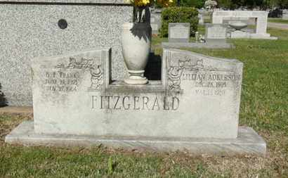 ADKERSON FITZGERALD, LILLIAN - Mississippi County, Arkansas | LILLIAN ADKERSON FITZGERALD - Arkansas Gravestone Photos