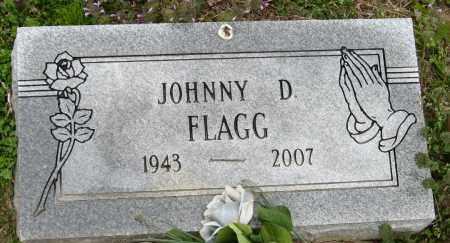 FLAGG, JOHNNY D. - Mississippi County, Arkansas   JOHNNY D. FLAGG - Arkansas Gravestone Photos