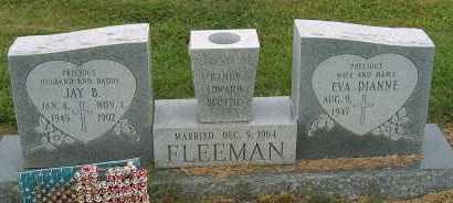 FLEEMAN, JAY B - Mississippi County, Arkansas | JAY B FLEEMAN - Arkansas Gravestone Photos