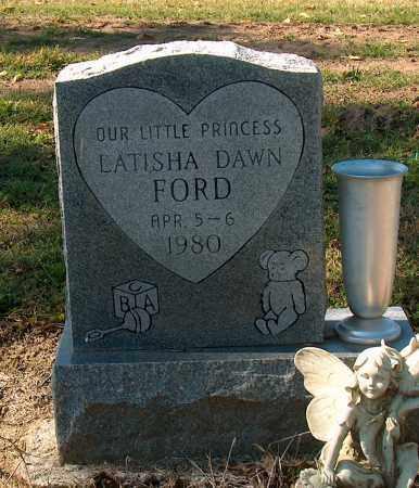 FORD, LATISHA DAWN - Mississippi County, Arkansas | LATISHA DAWN FORD - Arkansas Gravestone Photos