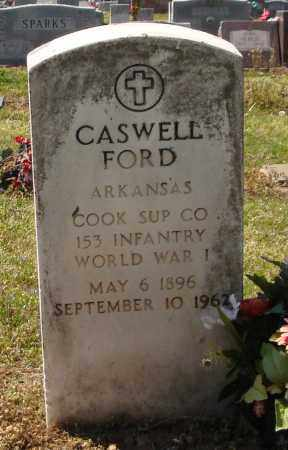 FORD (VETERAN WWI), CASWELL - Mississippi County, Arkansas | CASWELL FORD (VETERAN WWI) - Arkansas Gravestone Photos