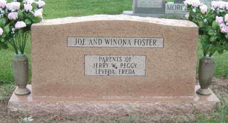 FOSTER, JOE - Mississippi County, Arkansas | JOE FOSTER - Arkansas Gravestone Photos