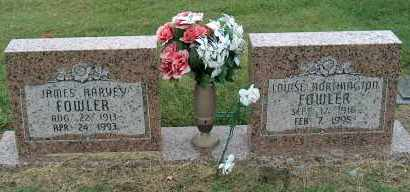 FOWLER, JAMES HARVEY - Mississippi County, Arkansas | JAMES HARVEY FOWLER - Arkansas Gravestone Photos