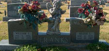 FRANKS, BESSIE L - Mississippi County, Arkansas | BESSIE L FRANKS - Arkansas Gravestone Photos