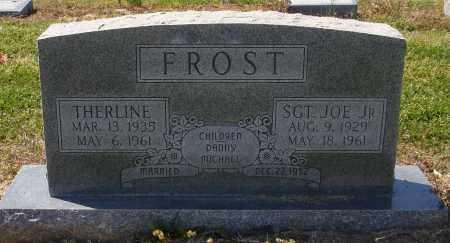 FROST, SGT JOE JR. - Mississippi County, Arkansas | SGT JOE JR. FROST - Arkansas Gravestone Photos