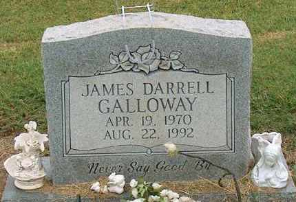 GALLOWAY, JAMES DARRELL - Mississippi County, Arkansas   JAMES DARRELL GALLOWAY - Arkansas Gravestone Photos