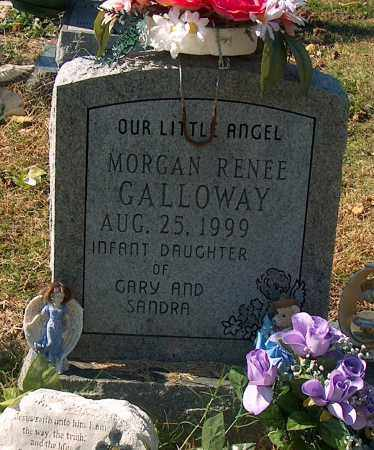 GALLOWAY, MORGAN RENEE - Mississippi County, Arkansas | MORGAN RENEE GALLOWAY - Arkansas Gravestone Photos