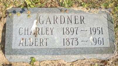 GARDNER, CHARLEY - Mississippi County, Arkansas | CHARLEY GARDNER - Arkansas Gravestone Photos