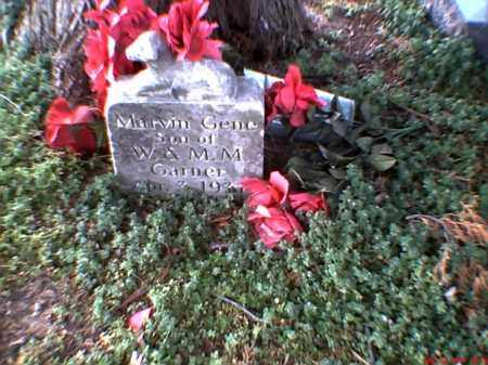 GARNER, MARVIN GENE - Mississippi County, Arkansas | MARVIN GENE GARNER - Arkansas Gravestone Photos