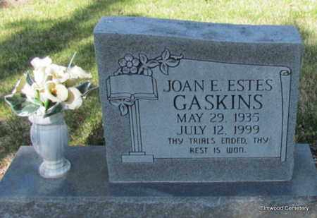 GASKINS, JOAN - Mississippi County, Arkansas | JOAN GASKINS - Arkansas Gravestone Photos