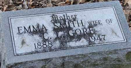 SMITH GORE, EMMA - Mississippi County, Arkansas | EMMA SMITH GORE - Arkansas Gravestone Photos