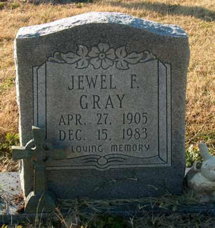 GRAY, JEWEL F - Mississippi County, Arkansas   JEWEL F GRAY - Arkansas Gravestone Photos