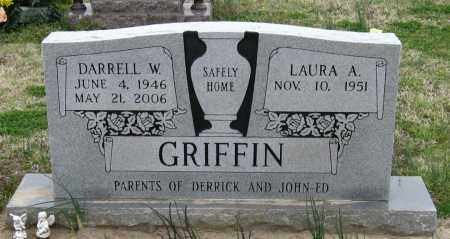 GRIFFIN, DARRELL W. - Mississippi County, Arkansas   DARRELL W. GRIFFIN - Arkansas Gravestone Photos