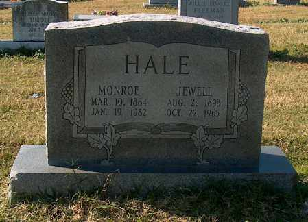 HALE, JEWELL - Mississippi County, Arkansas   JEWELL HALE - Arkansas Gravestone Photos