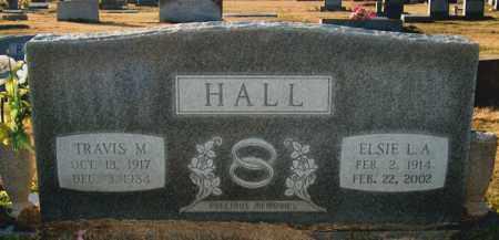 HALL, TRAVIS M - Mississippi County, Arkansas | TRAVIS M HALL - Arkansas Gravestone Photos