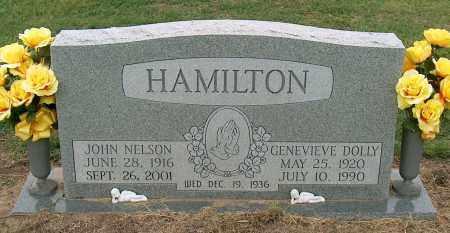HAMILTON, JOHN NELSON - Mississippi County, Arkansas | JOHN NELSON HAMILTON - Arkansas Gravestone Photos