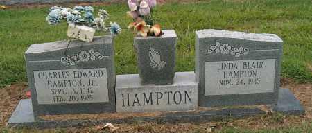 HAMPTON, CHARLES EDWARD, JR. - Mississippi County, Arkansas | CHARLES EDWARD, JR. HAMPTON - Arkansas Gravestone Photos