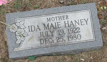 HANEY, IDA MAIE - Mississippi County, Arkansas   IDA MAIE HANEY - Arkansas Gravestone Photos