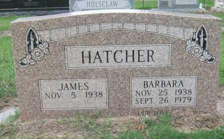 HATCHER, BARBARA - Mississippi County, Arkansas | BARBARA HATCHER - Arkansas Gravestone Photos