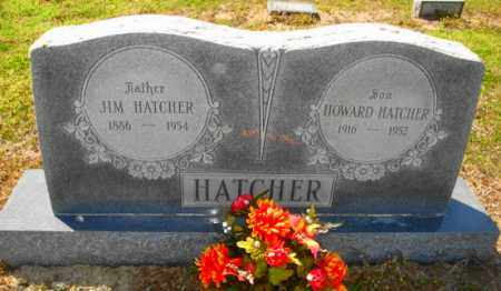 HATCHER, JIM - Mississippi County, Arkansas | JIM HATCHER - Arkansas Gravestone Photos