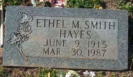 HAYES, ETHEL M - Mississippi County, Arkansas | ETHEL M HAYES - Arkansas Gravestone Photos