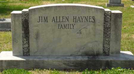 HAYNES, (FAMILY HEADSTONE) - Mississippi County, Arkansas | (FAMILY HEADSTONE) HAYNES - Arkansas Gravestone Photos