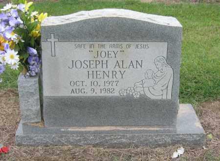 HENRY, JOSEPH ALAN - Mississippi County, Arkansas | JOSEPH ALAN HENRY - Arkansas Gravestone Photos