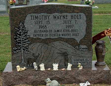 HOLT, TIMOTHY WAYNE - Mississippi County, Arkansas | TIMOTHY WAYNE HOLT - Arkansas Gravestone Photos