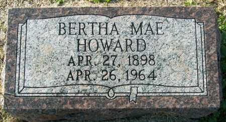 HOWARD, BERTHA MAE - Mississippi County, Arkansas   BERTHA MAE HOWARD - Arkansas Gravestone Photos