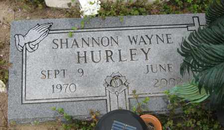 HURLEY, SHANNON WAYNE - Mississippi County, Arkansas   SHANNON WAYNE HURLEY - Arkansas Gravestone Photos