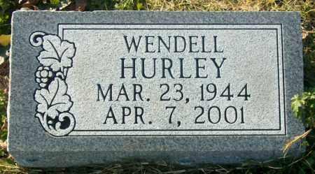 HURLEY, WENDELL - Mississippi County, Arkansas   WENDELL HURLEY - Arkansas Gravestone Photos