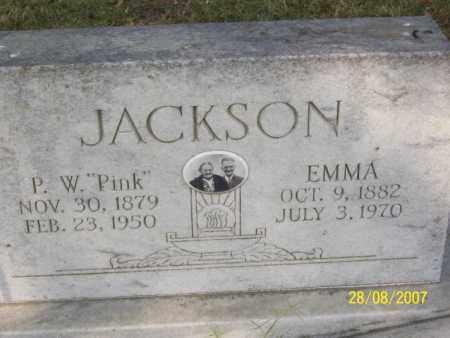 JACKSON, EMMA - Mississippi County, Arkansas | EMMA JACKSON - Arkansas Gravestone Photos
