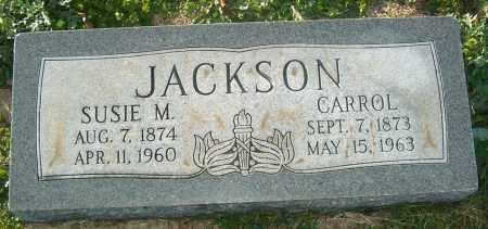 JACKSON, SUSIE M - Mississippi County, Arkansas | SUSIE M JACKSON - Arkansas Gravestone Photos