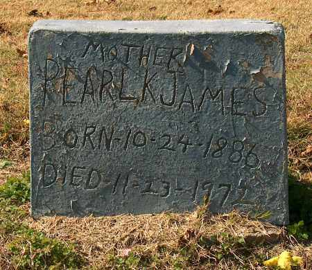 JAMES, PEARL K - Mississippi County, Arkansas | PEARL K JAMES - Arkansas Gravestone Photos
