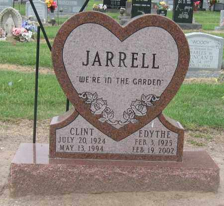 JARRELL, EDYTHE - Mississippi County, Arkansas | EDYTHE JARRELL - Arkansas Gravestone Photos