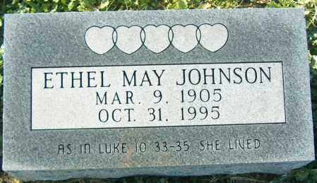 JOHNSON, ETHEL MAY - Mississippi County, Arkansas | ETHEL MAY JOHNSON - Arkansas Gravestone Photos