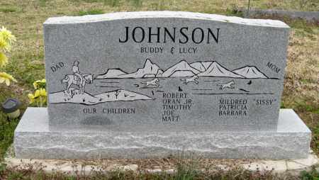 "JOHNSON, ORAN ""BUDDY"" - Mississippi County, Arkansas | ORAN ""BUDDY"" JOHNSON - Arkansas Gravestone Photos"