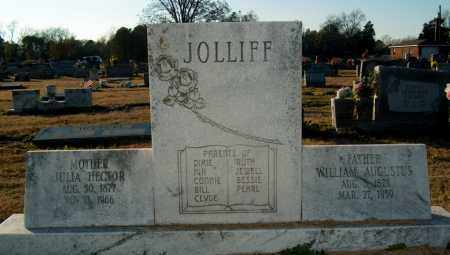 JOLLIFF, JULIA - Mississippi County, Arkansas | JULIA JOLLIFF - Arkansas Gravestone Photos
