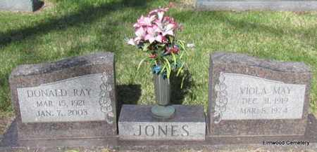 JONES, DONALD RAY - Mississippi County, Arkansas | DONALD RAY JONES - Arkansas Gravestone Photos