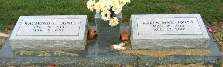 JONES, ZELFA MAE - Mississippi County, Arkansas   ZELFA MAE JONES - Arkansas Gravestone Photos
