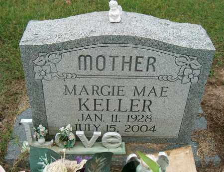 KELLER, MARGIE MAE - Mississippi County, Arkansas   MARGIE MAE KELLER - Arkansas Gravestone Photos